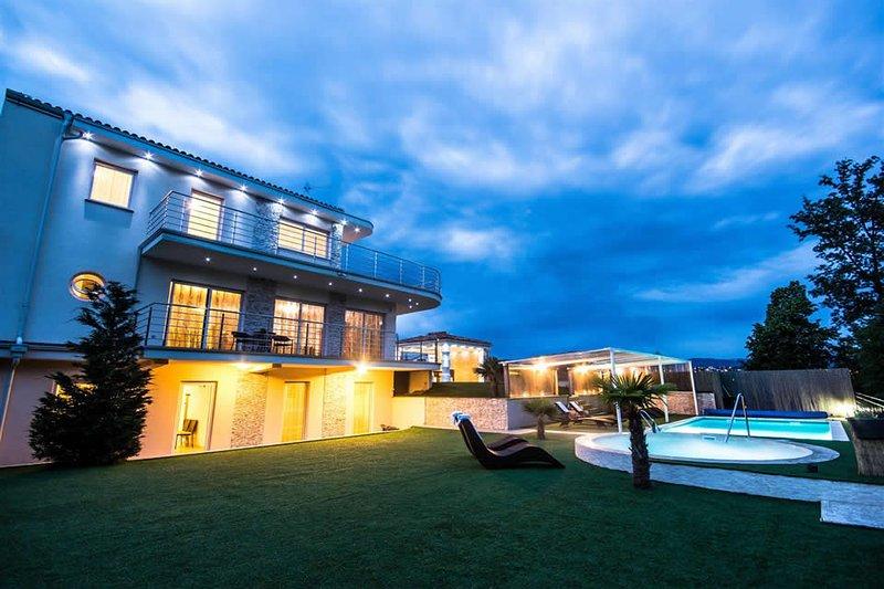 Belle villa en Istrie, avec jardin et piscine