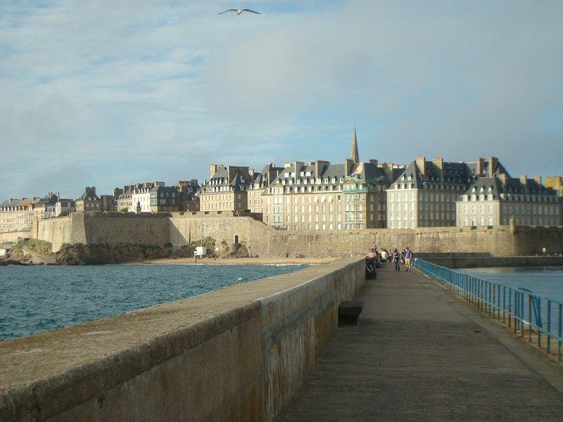 jetée de St Malo