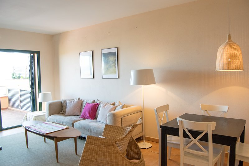 living room with sea views-SAPUNTA COSTA BRAVA