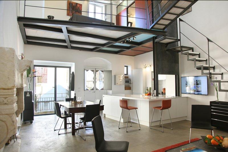 LOFT2A, combina un'estetica classica con un design contemporaneo, sia la luce riempito e spaziosa