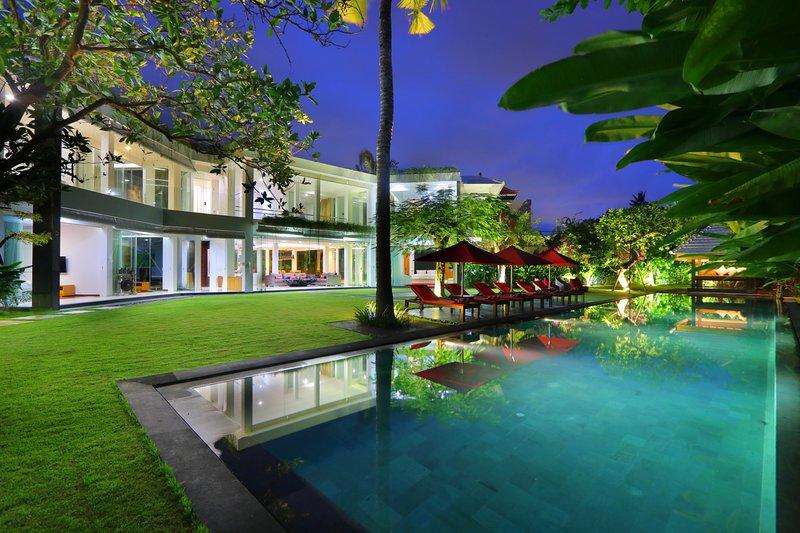 Villa Aabayan, a beautiful 5-bedroom villa in Canggu