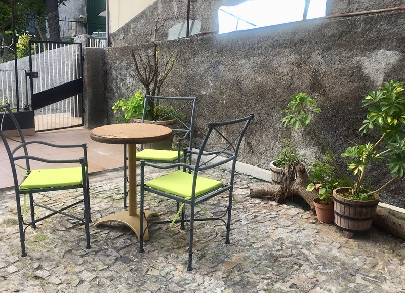 Beautiful apt with sea view & Wifi, vacation rental in Funchal