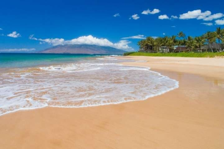 Baby Beach located at the north end of Lahaina