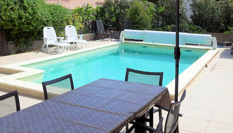 Maison De Fleur - Marseillan holiday villa with private pool, sleeps 8, location de vacances à Marseillan