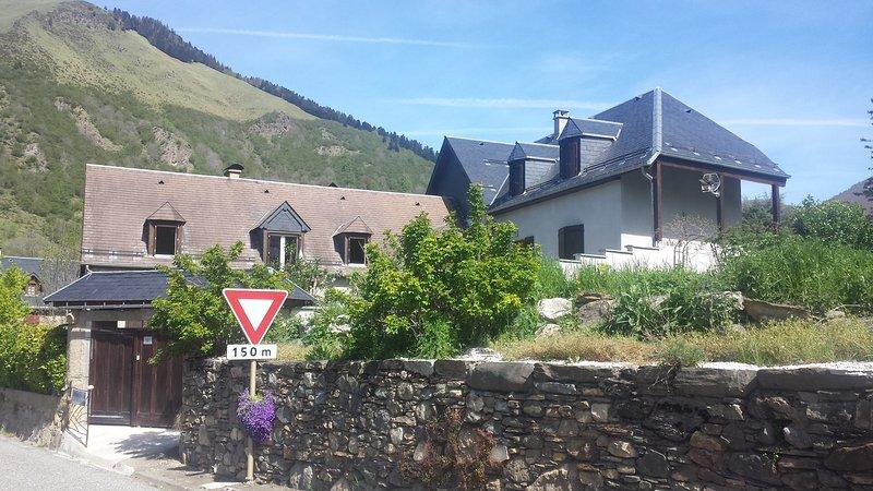 La Grange de Saint-Paul d'Oueil, alquiler vacacional en Cierp-Gaud