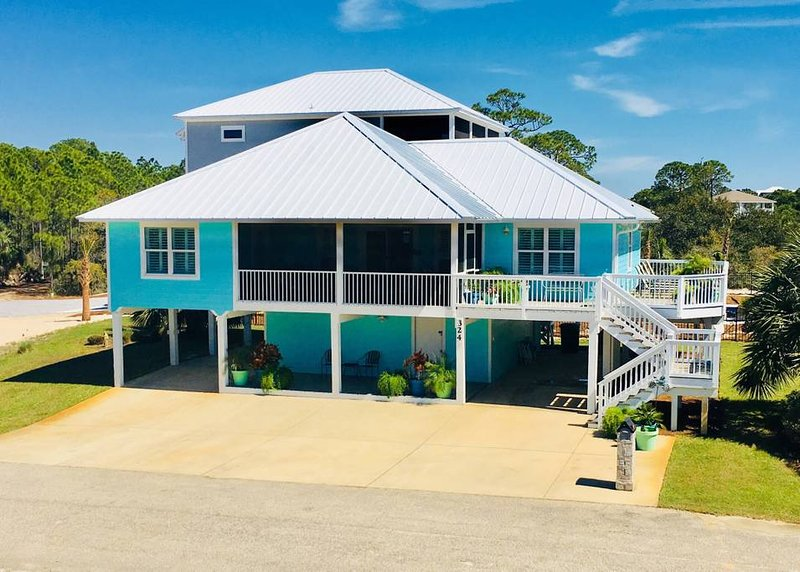 New! Totally Renovated 'Down by the Sea', vacation rental in Cape San Blas