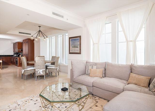 Segundo Piso - Plano abierto que incluye cocina, Zona de comedor y sala de estar