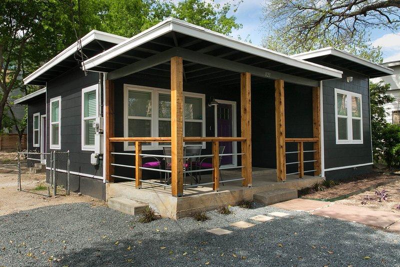 Perla lugar! mejor alojamiento de San Antonio para pasar las vacaciones en Pearl!