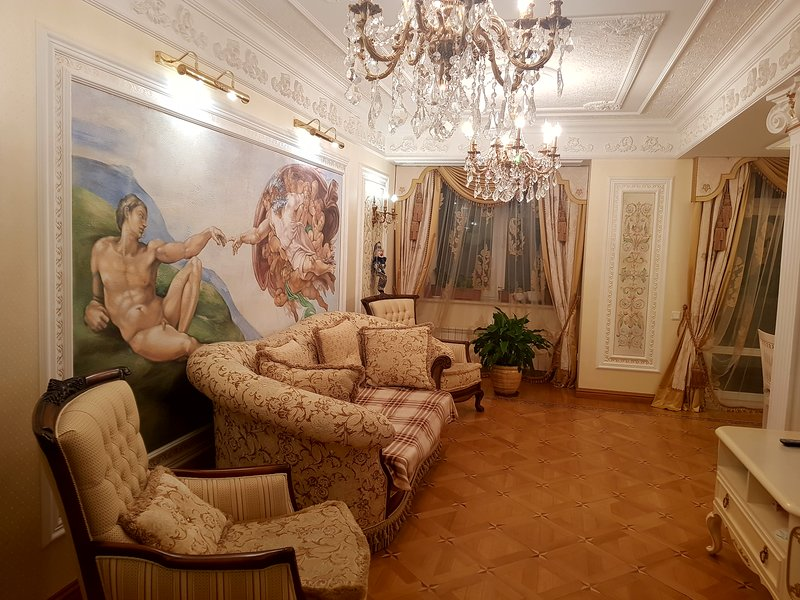 Luxury apartments. Only VIP, vacation rental in Svetlogorsk