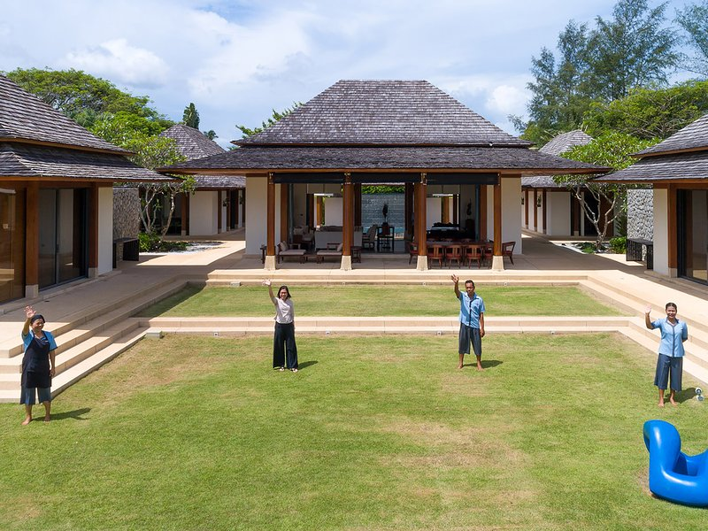 Villa Jia, 6BR, Natai Beach, vacation rental in Takua Thung
