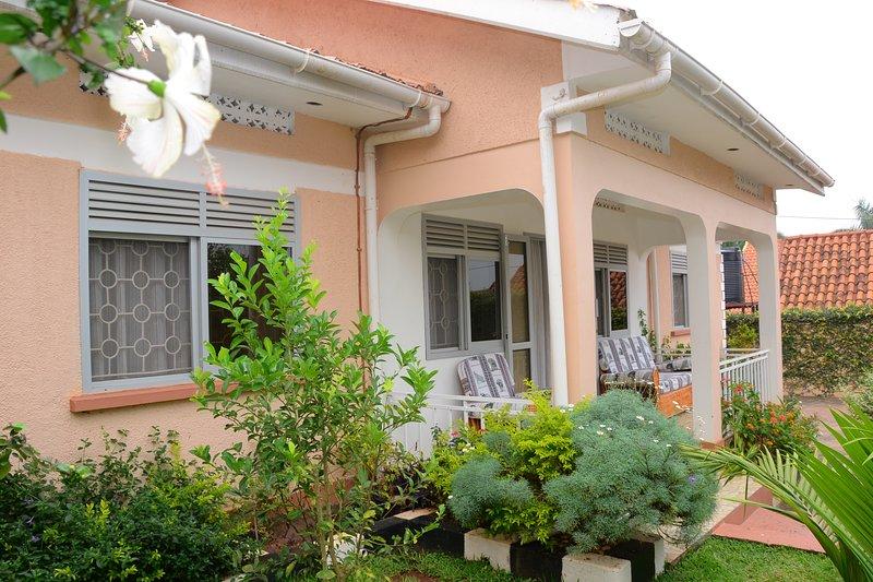 Serene Bunga Cottage, aluguéis de temporada em Kampala