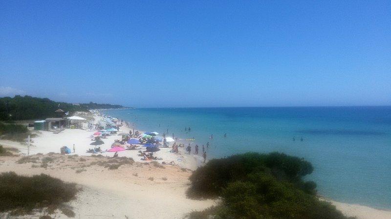 Cala Bernardini stranden