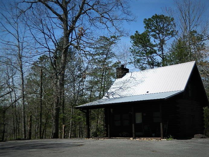 Romatic Gatlinburg Log Cabin Rental for Two, holiday rental in Sevierville