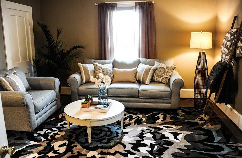 il soggiorno Vine Suite per una vera vacanza da vivere.