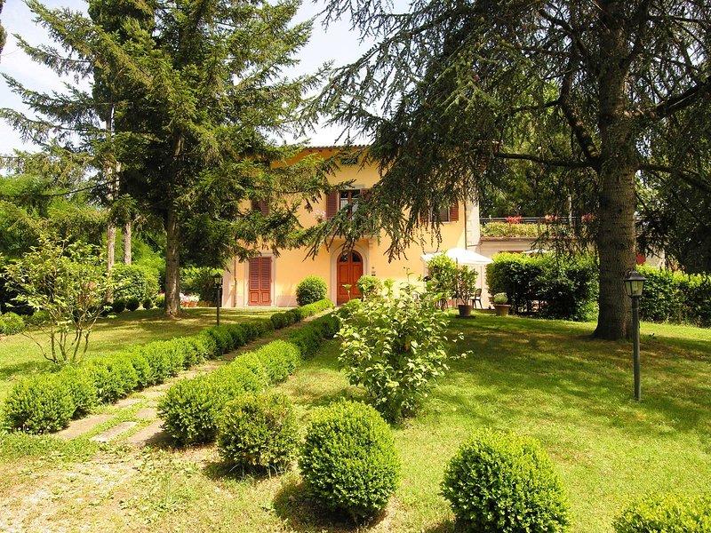 Il Villino, holiday rental in Ferracciano
