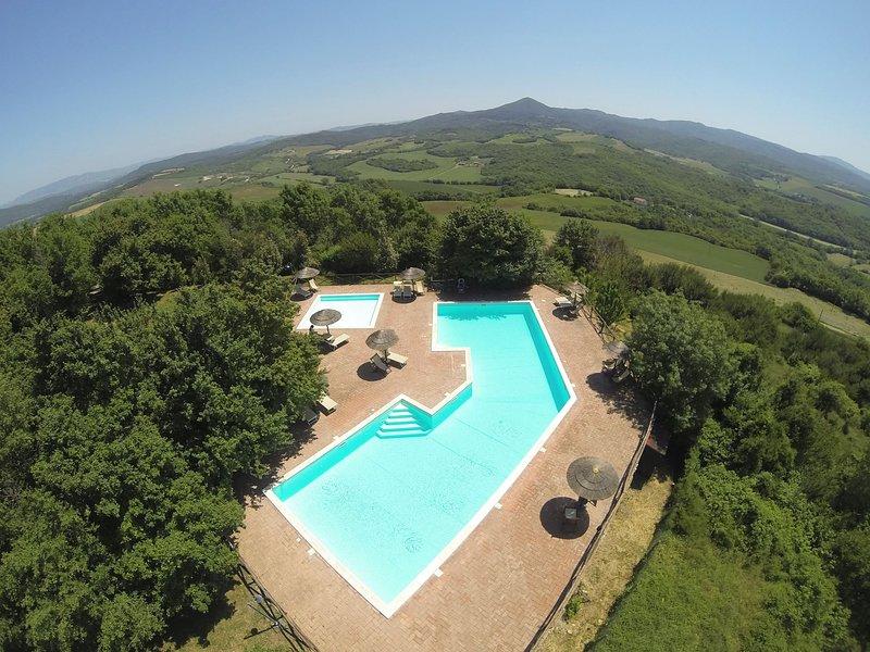 Borgo Di Montemurlo - Montemurlo Trilocale, holiday rental in Ponteginori