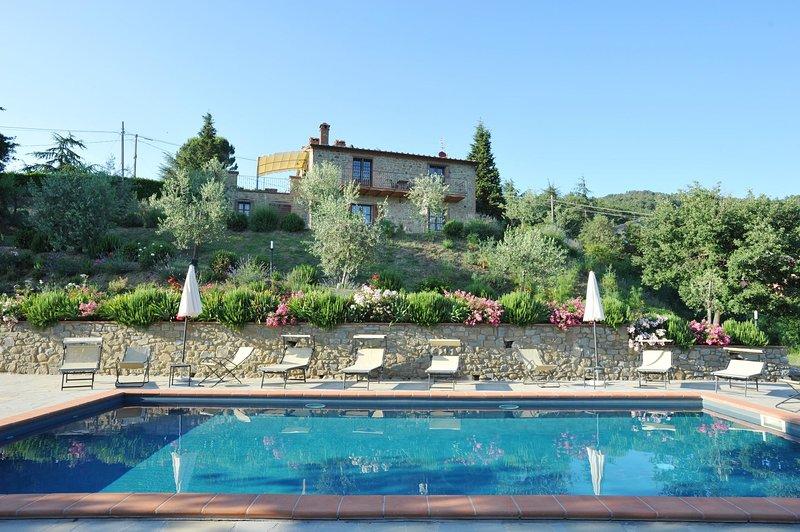 Villa Rubino, holiday rental in Pierle