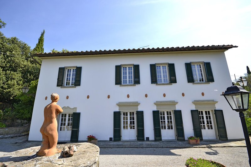 Villa Vittoria, holiday rental in Montalla