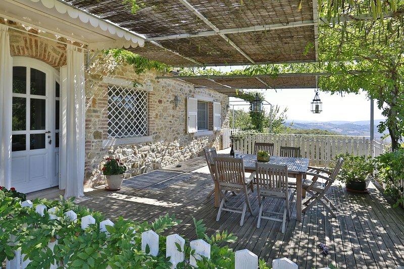 La Campanina, casa vacanza a Poggio Murella