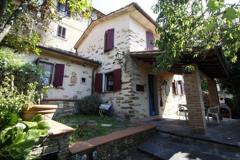 La Limonaia, holiday rental in Azzano