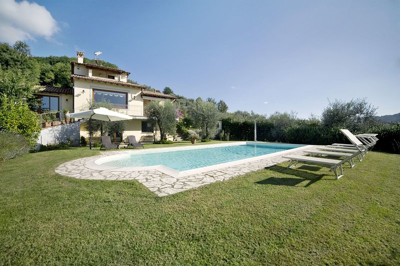 Le Balze, holiday rental in Pascoso