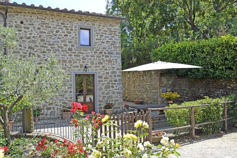 Villa Il Roseto, location de vacances à Col di Morro