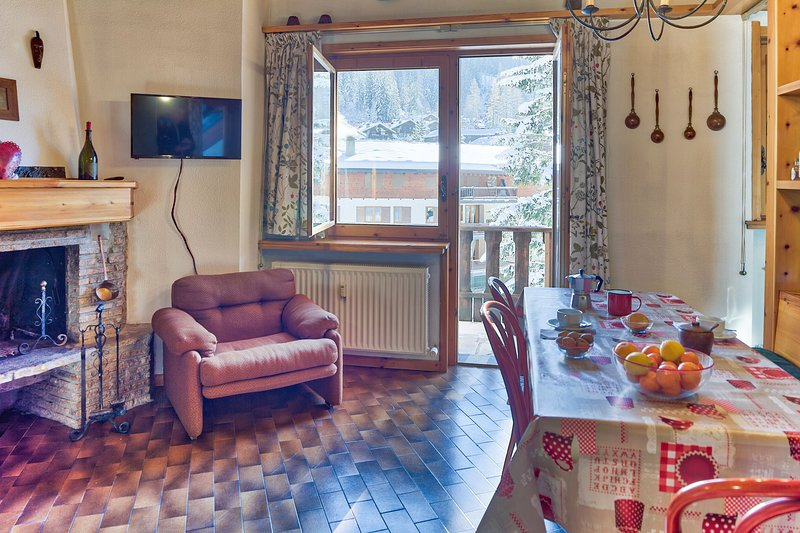 The Twins Apartment - Champoluc, vakantiewoning in Gressoney Saint Jean