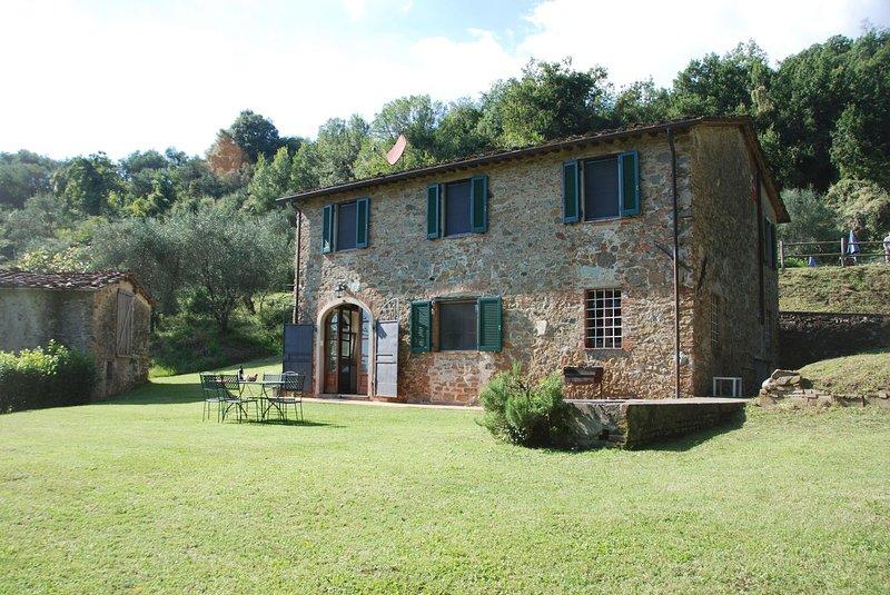 Magrini, holiday rental in Villa Basilica