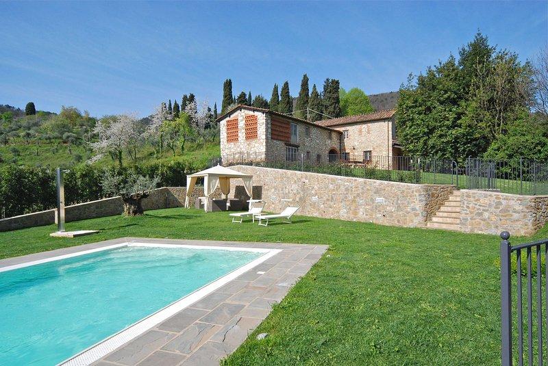 Montefiore, holiday rental in San Lorenzo a Vaccoli