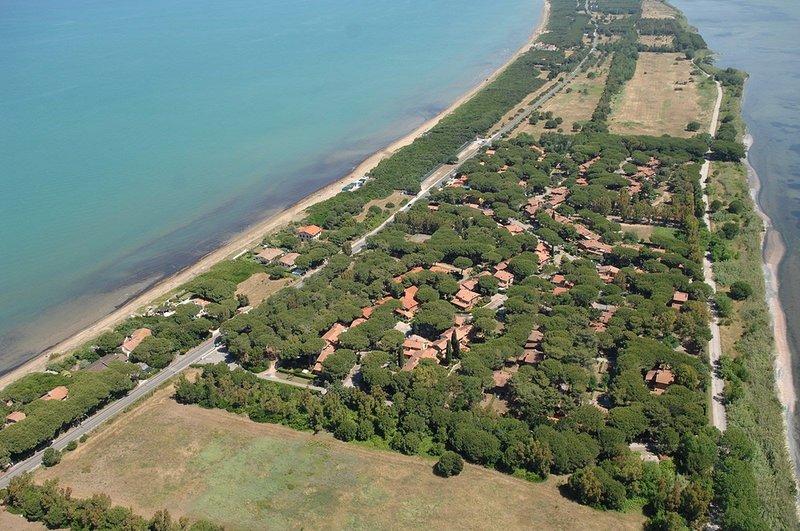 Giannella, casa vacanza a Orbetello