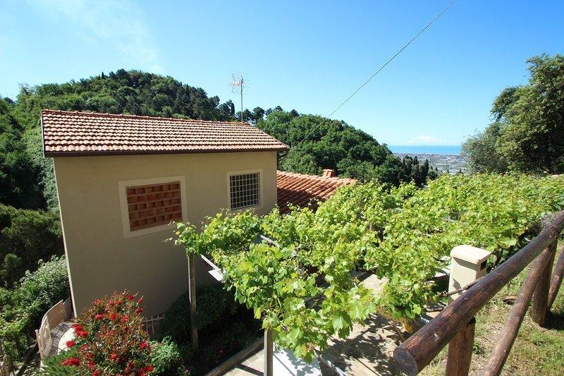 Casa Fabrizia, vacation rental in Monteggiori