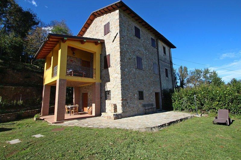 Casa Riccardo, holiday rental in Vergemoli