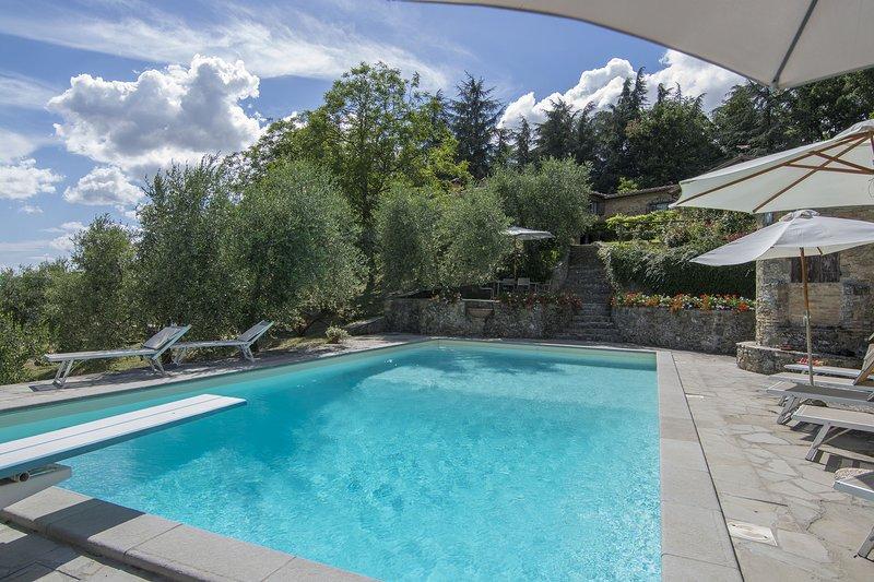 Tenuta Marzano, holiday rental in Ferracciano
