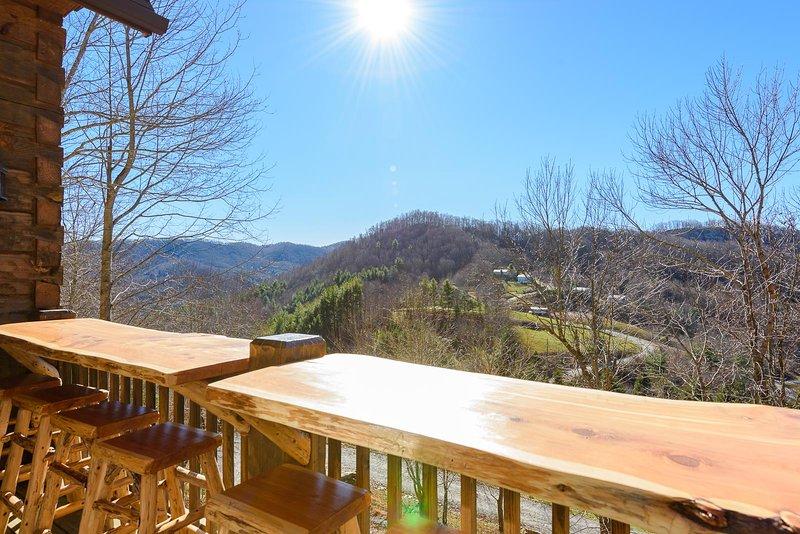 Ansichten von Birdhouse Deck