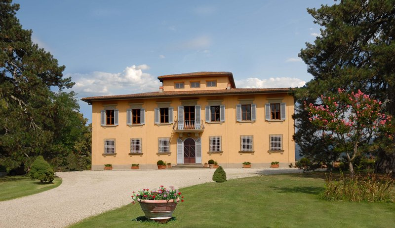 Villa i Delfini, holiday rental in Vicchio