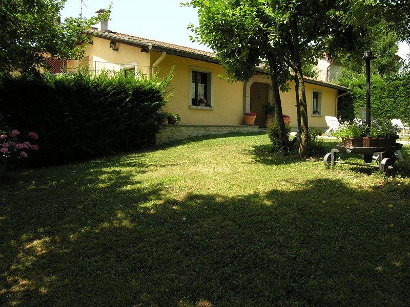 Villa Daria, location de vacances à Vicchio