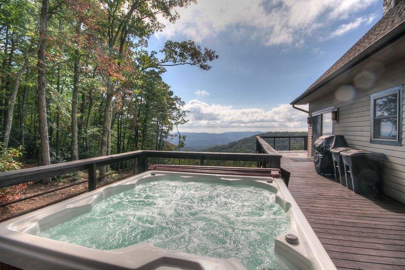 Timber Ridge, location de vacances à Deep Gap