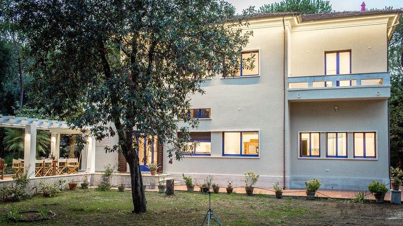 Villa Ferrari, vacation rental in Ronchi