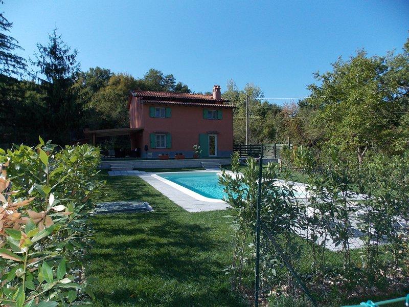 Casa Marcoiano, alquiler vacacional en Galliano