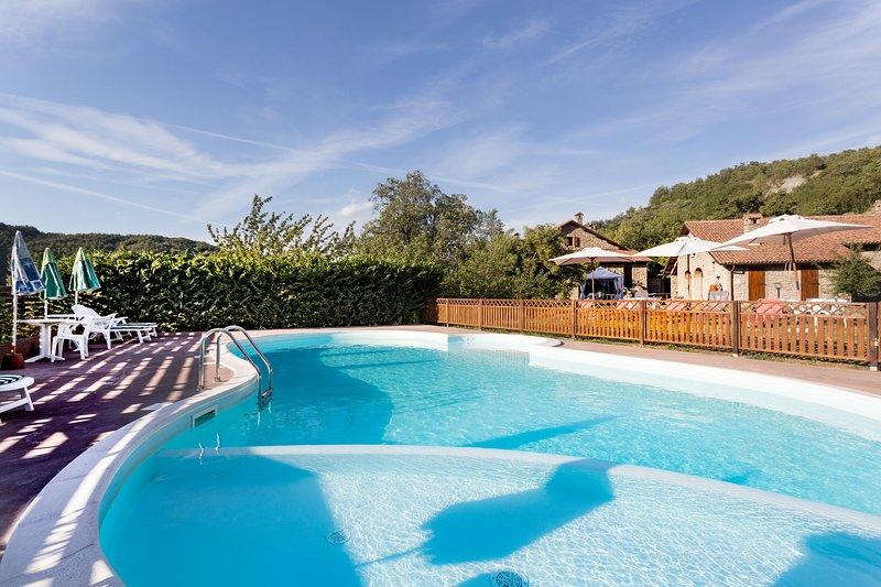 Piedimonte, holiday rental in Palazzuolo Sul Senio