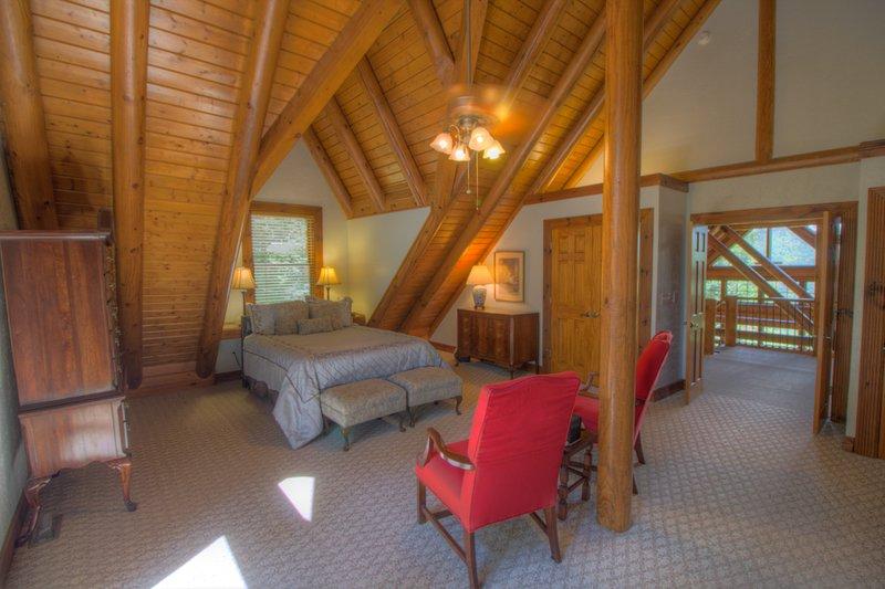 Dormitorio principal espacioso de Seaforth
