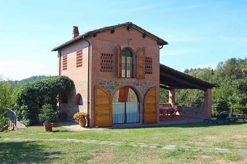 La Melia, location de vacances à Buggiano