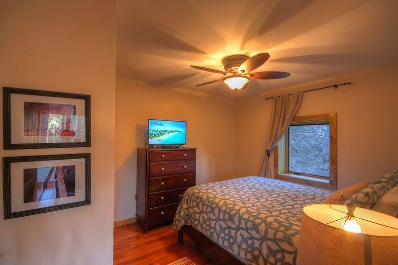 piano inferiore camera da letto della regina