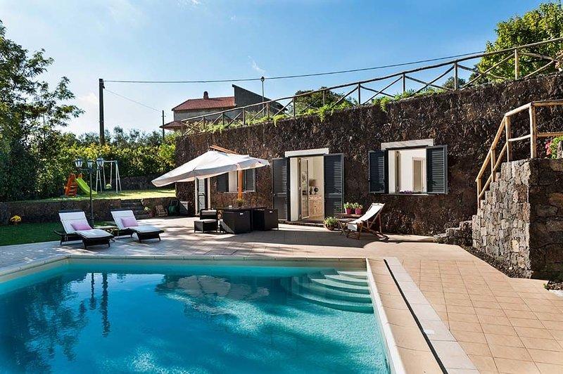 Al Monte, vacation rental in Ragalna
