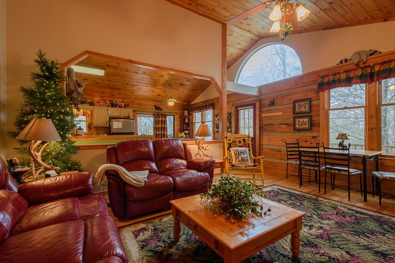 Raccoon Ridge Living Room