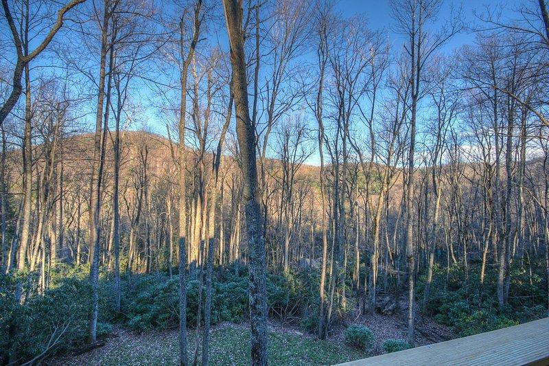 Mountain View di stagione a Terra Gratia