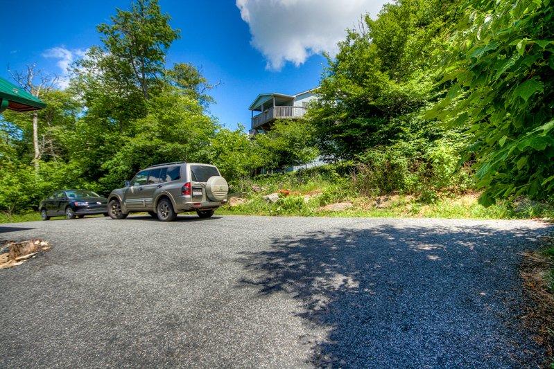 Montaña Top Lodge plaza de aparcamiento