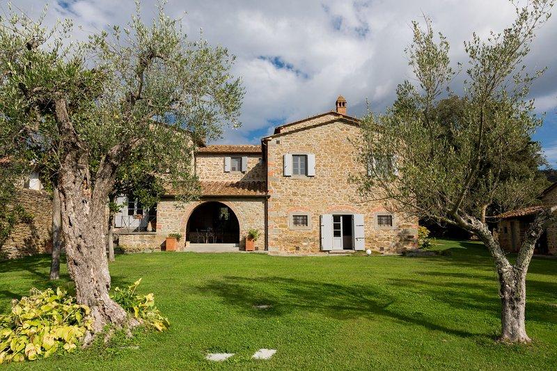 Villa Trasimeno, vacation rental in Terontola