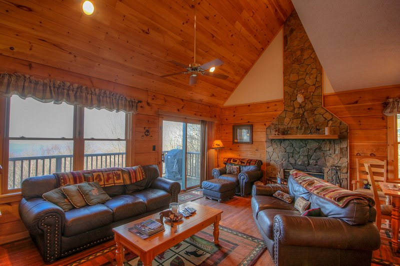 Bean Bag Cabin, holiday rental in Beech Mountain