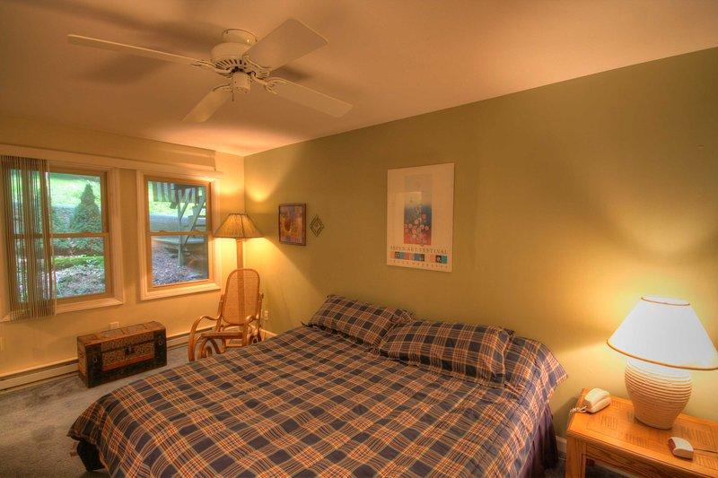 Benzine Farm Downstairs King Bedroom